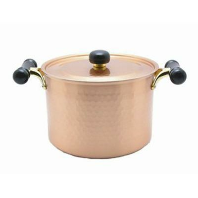 ボーズ鍋・さわり鍋・銅鍋