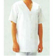 襟なし白衣