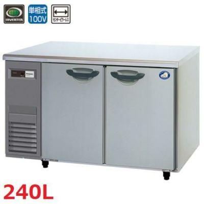 パナソニック コールドテーブル冷凍庫:KBシリーズ SUF-K1261SB(旧型式:SUF-G1261SB)幅1200×奥行600×高さ800mm