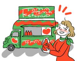 サービスや商品のPR用にキッチンカーを製作したい!