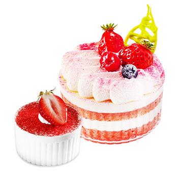 ケーキ・アイス