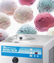 FMI 小型アイスクリームフリーザー