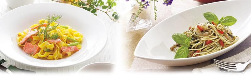 白い食器特集