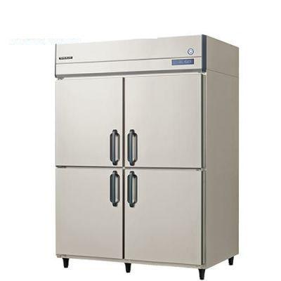 縦型冷蔵庫の画像