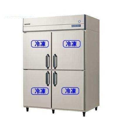 縦型冷凍庫の画像