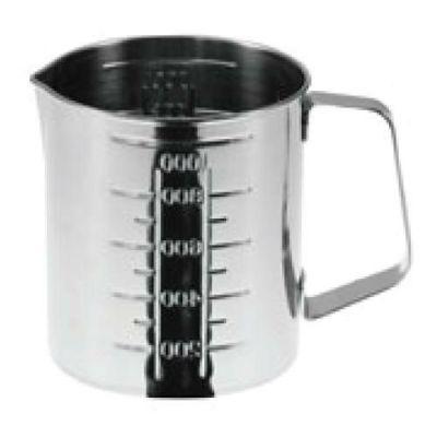 ミツワ 18-8 口付 計量水マス 5L