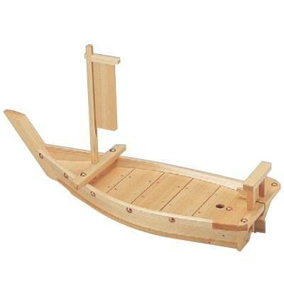 船型盛器 2尺盛込舟(国産)