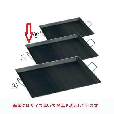 鉄板 バーベキュー鉄板 CP-58 寸法:680×440×H30(mm)