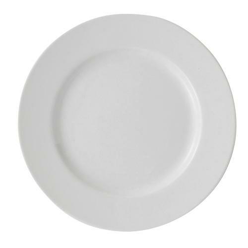 白プレート小(20cm以下)の画像
