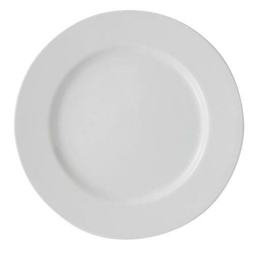 白プレート大(26cm~)の画像
