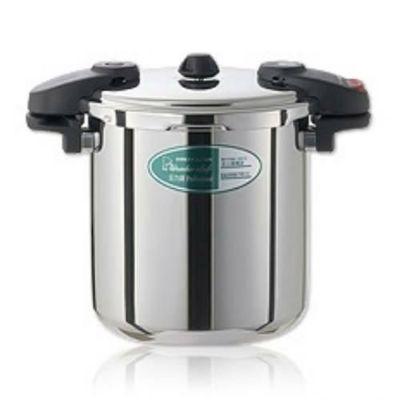ワンダーシェフ ミドルサイズ圧力鍋 10L