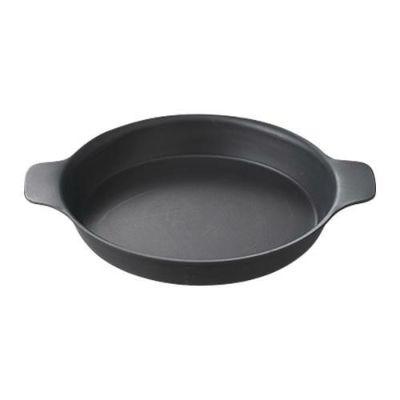 鉄板 鉄製グラタン皿 大