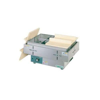 【業務用/新品】【TANICO】電気おでん鍋 6仕切  THO-1100E-6 幅480×奥行335×高さ225(mm) 【送料無料】
