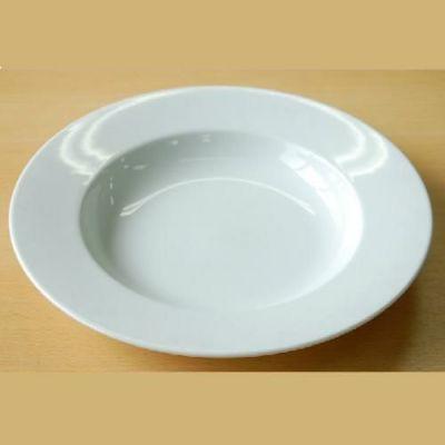 TB 白 リムスープ皿 10吋/1入