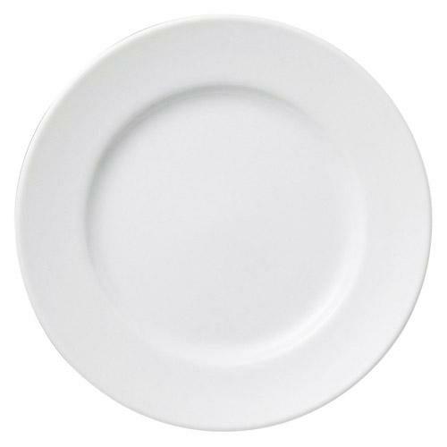 白ディナーセットの画像