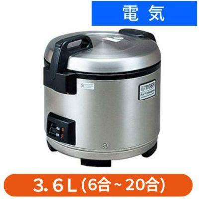 タイガー 電子炊飯ジャー 2升炊 3.6リットル JNO-A360 0350-0102