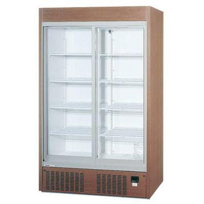 冷蔵リーチインショーケース