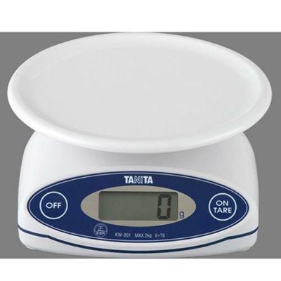 卓上ハカリ 防水デジタルクッキングスケール 2kg KW-001 タニタ