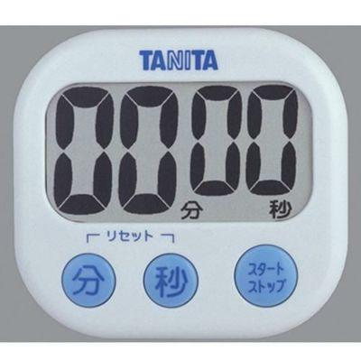 100分計 デジタルタイマー100分計 TD-384-WH タニタ