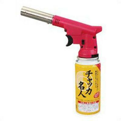 ニチネン トーチバーナーチャッカ名人 KT408 8本入り/プロ用/送料別 /テンポス
